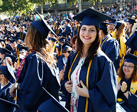 College of the Canyons graduates; image provided by California Community Colleges Chancellor's Office