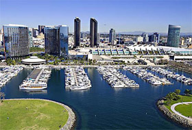San Diego Convention Center, site of the 2016 Online Teaching Conference
